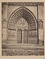 Auguste Hippolyte Collard, Notre-Dame de Paris, portail royal central, façade ouest, 1890 02.jpg