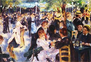 Bal du moulin de la Galette - Smaller version