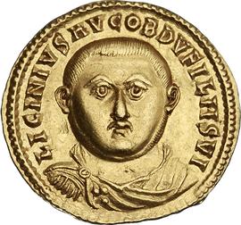 Licinius, Römisches Reich, Kaiser