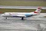 Austrian Airlines, OE-LFJ, Fokker F70 (22670693849) (2).jpg
