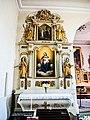 Autel et retable de la Vierge. Eglise de Koestlach.jpg