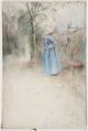 Autumn (Carl Larsson) - Nationalmuseum - 24343.tif