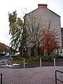 Autumn trees in Yoker - geograph.org.uk - 712072.jpg
