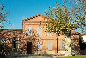 Auzeville-Tolosane - Town hall