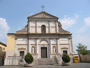Roman Catholic Diocese of Avellino - Cathedral in Avellino