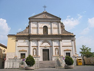 Avellino - Avellino Cathedral.
