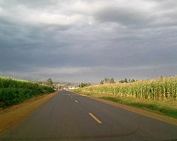 Close to Awendo Town, Migori