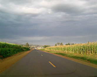 Migori County - Close to Awendo Town, Migori
