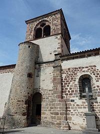Azerat clocher.JPG