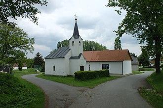 Bácovice - Centrum of Bácovice