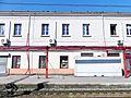 Bâtiment Voyageurs de la gare de Chambéry en 2017 (découvert du quai).JPG