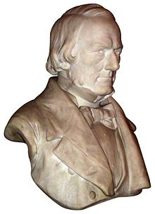 Bust of Charles Auguste de Bériot from the Conservatoire Royal de Bruxelles. (Source: Wikimedia)