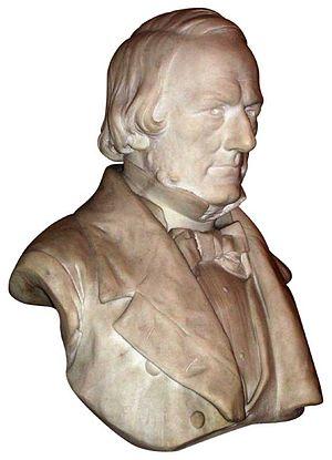 Charles Auguste de Bériot - Bust of Charles Auguste de Bériot from the Conservatoire Royal de Bruxelles.