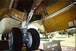 B-47 forward main gear, Castle Air Museum (4687696946).jpg