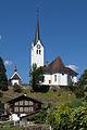 B-Giswil-Pfarrkirche-Beinhaus-Pfarrhaus.jpg