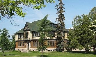 Central Experimental Farm - Historic Building No.55 at the Central Experimental Farm