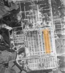 BIIb block Birkenau aerial photograph.png