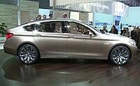 BMW 5 Series Gran Turismo thumbnail