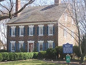 Mickleton, New Jersey - Bodo Otto House