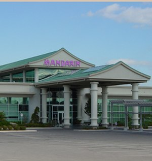 Mandarin Restaurant - Image: BR Exterior 01