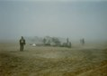 B Company, 1st Battalion, 3rd Marines near Al-Burgan Oil Field, Kuwait in the Gulf War, February 1991.tif