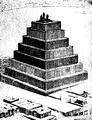 Babylonskt tempeltorn, Nordisk familjebok.png