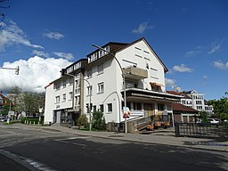 Bachstraße in Sindelfingen