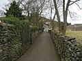 Back Lane, Staveley - geograph.org.uk - 1704669.jpg
