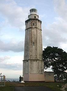 Bagacay Point Lighthouse, Philippines.jpg