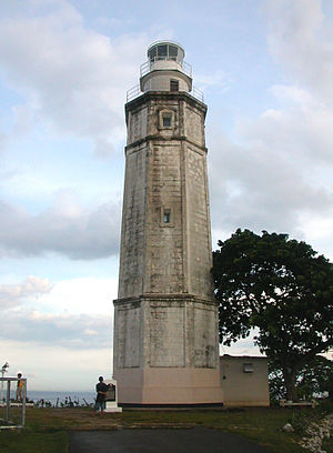 Liloan, Cebu - The Bagacay Point Lighthouse