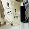 Bags at GLAM-Wiki 2013.JPG