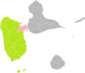Baie-Mahault (Guadeloupe) dans son Arrondissement.png