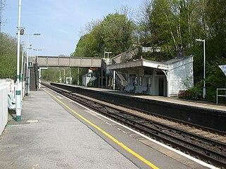Balcombe railway station