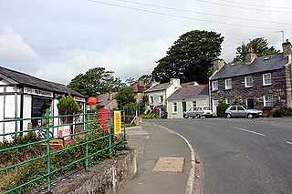Ballabeg A village in the Isle of Man