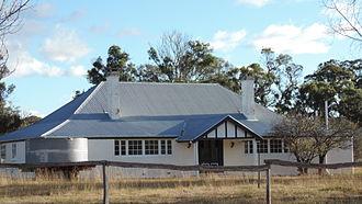 Ballandean, Queensland - Ballandean Homestead, 2015
