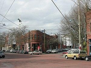 Ballard Avenue Historic District - The Ballard Avenue Historic District