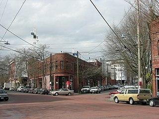 Ballard Avenue Historic District