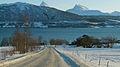 Balsfjord headland, the fjord and Piggtinden, February.JPG