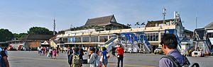 Husein Sastranegara International Airport - Image: Bandar Udara Internasional Husein Sastranegara (26812987160)