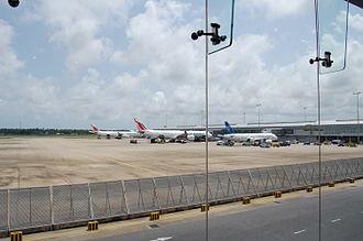 Katunayake - Bandaranaike International Airport at Katunayake