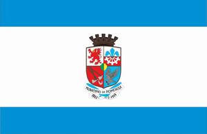 Pomerode - Image: Bandeira pomerode