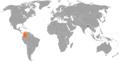 Bangladesh Colombia Locator.png