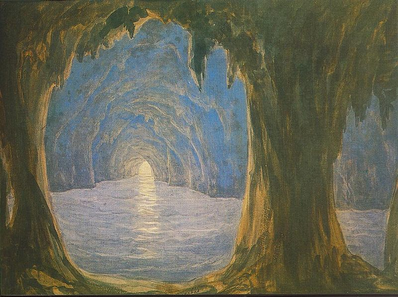 Fájl:Barabas, Miklos - The Blue Grotto (1835).jpg