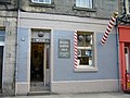 Barber's shop, Drummond Street - geograph.org.uk - 1352837.jpg