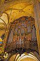 Barcelona Cathedral Organ (5832922836).jpg