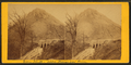 Barn bluff, upper Mississippi river, by Upton, B. F. (Benjamin Franklin), 1818 or 1824-after 1901.png
