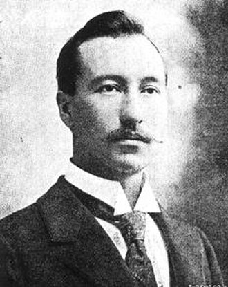 Barnum Brown - Brown in 1897