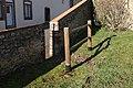 Barrière du jardin de la mairie de Conflans-sur-Anille le 6 janvier 2020.jpg