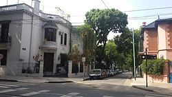 Residential area of Caballito