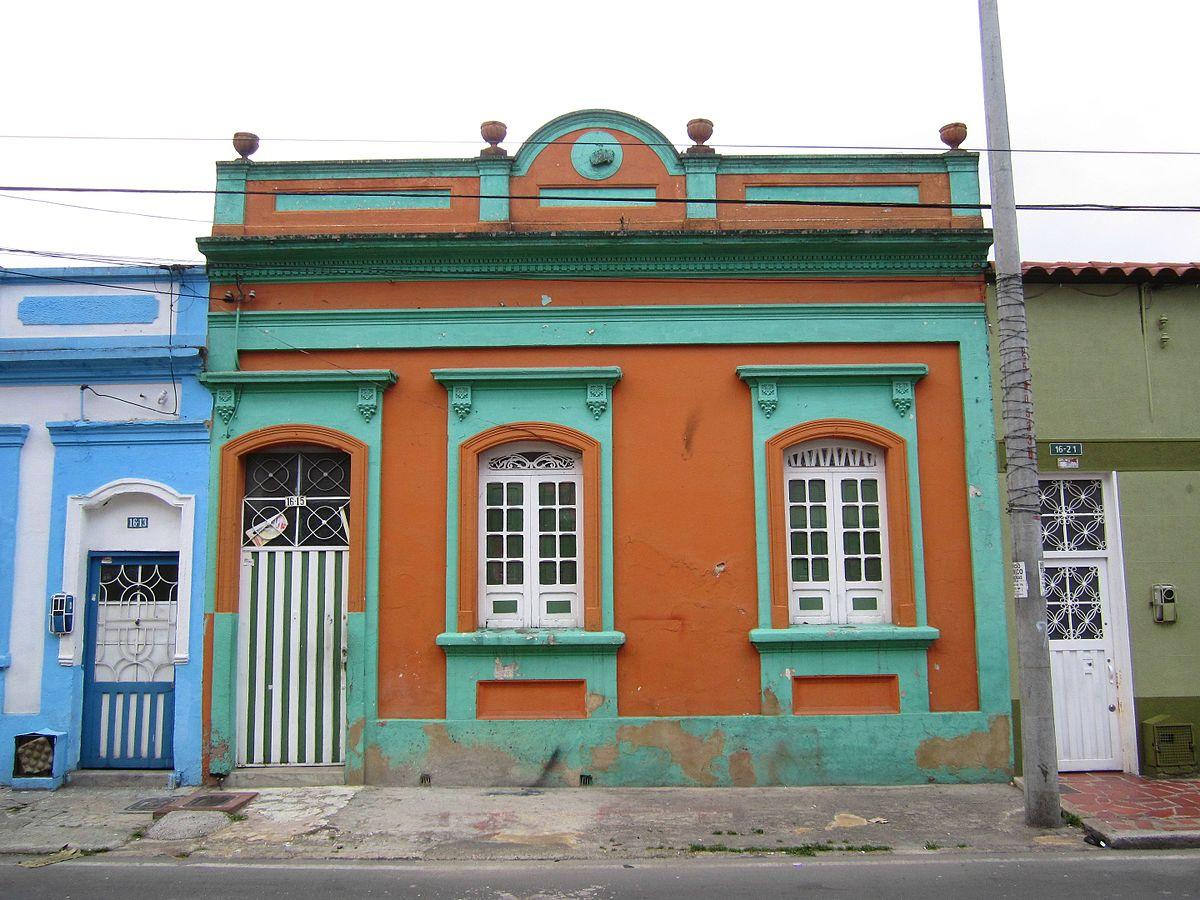 Antonio nari o bogot wikipedia for Barrio ciudad jardin sur bogota